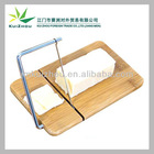 Bamboo Cheese Slicer