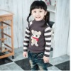 knitted kids pullover sweater