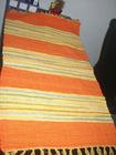 cotton mat by hand made