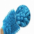 microfiber car cleaning gloves