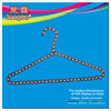 jewelry plastic pearl clothes hanger