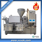 High oil rate automatic oil press machine