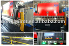 digital display CNC press brake