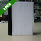 Sublimation Notepad Size L(with printable surface and changeable inside pages)