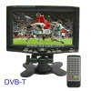7 Inch Portable DVB-T LCD Digital TV