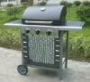 Outdoor Gas BBQ