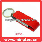 Wholesale christmas usb flash drive leather