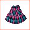 Cotton children' short skirt