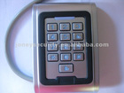 Waterproof Door access control system keypad