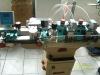 One stepper motor socks knitting machine