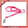 nylon customized lanyard as promotional products