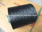 dope dyed black DTY yarn