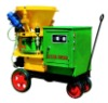 PZ-6 concrete gunite machine