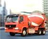 HOWO-6*4 Concrete Mixing Truck