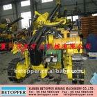 pneumatic crawler rig