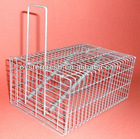 Welded Wire Galvanized/Plastic Coated Mouse Trap Cage;Rat Trap Cage