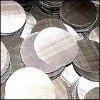 Filter mesh discs