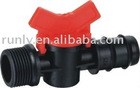 Plastic Irrigatin Mini-Valve Pipe Fittings