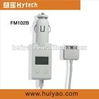 FM102B LCD Screen car fm transmitter mp3 driver