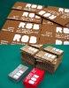 Printed cardboard card