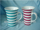 fashion ceramic milk & coffee cup