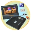 New Arrival 7.5 Inch 270 degree TFT LCD DVD Player