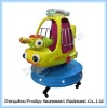 Lovely Rotary helicopter indoor amusement park equipment