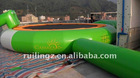 2011 new inflatable water game water trampoline