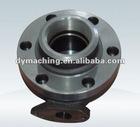 Precision machined valve parts, valve bodies