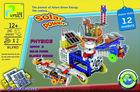 Solar Power Toys Block(WLX903)