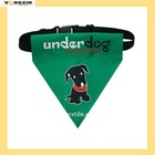 Collar includes side release buckle dog bandana(YXCAF-119268)