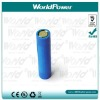 18650 Lithium rechargeable battery 3.7V 2200mah