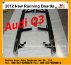 For 2012 Audi Q3 Running Boards For 4wd Spare Parts