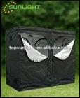 outdoor grow tent hydroponics