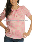 Ladies blouse ladies top fashion blouse