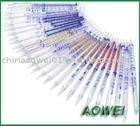 Colorimetric Gas Detecting Tube (20 Pack)