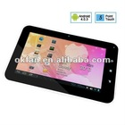 "7"" 5 Point Touch Capacitive Tablet With Android 4.0 OS And Competitive Price"