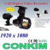 The Best Design Night Vision Car DVR 1080P HD Car Black Box 12pcs IR Night Vision