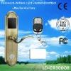remote control lock for gate