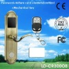 remote control lock for gate
