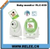 "HOT HOT! infrared 2.4GHZ Wireless Digital Baby Monitor kit with 2.4"" TFT LCD display RLC-939"