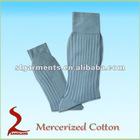 100%Mercerized cotton mens cotton socks