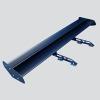 HKR auto accessory swift rear wing alum spoiler for car car body spoiler