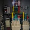 Soft starter control cabinet