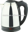1.8L LFGB certificated automatic open SS electric kettle/SS teapot/SS jug kettle