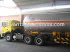 30000 liters JAC oil tank truck/fuel transportation truck