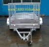 Box Trailer TR0303 with cage size:7*4