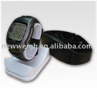 Wireless Pulse Watch with chest belt(HRM-2802)