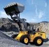 front shovel loader