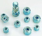 British Nylon Lock Nut(B.S.)